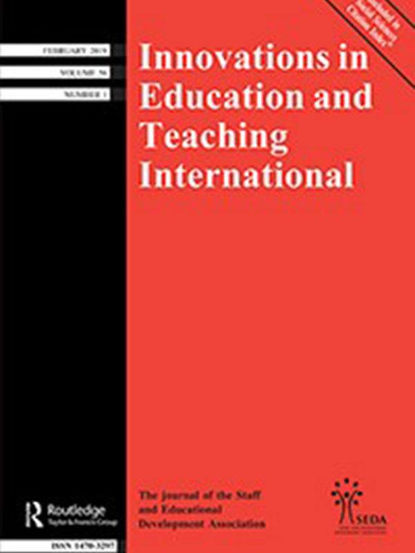 Professional development initiatives for university teachers